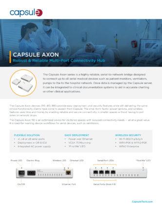 capsule-axon
