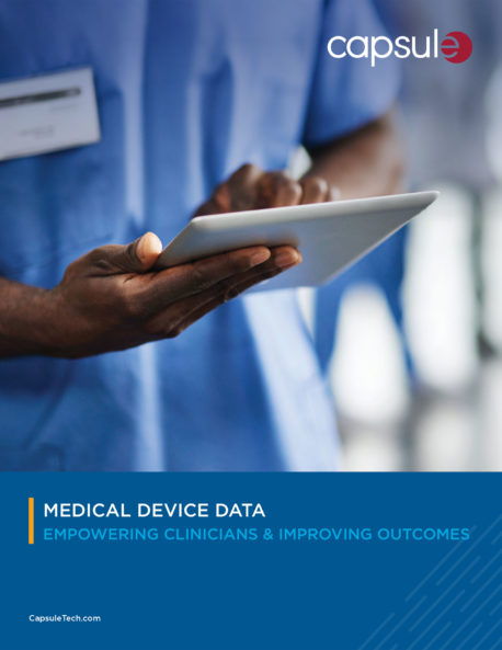 medical device data