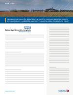 case study cambridge